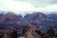 Grand Canyon des Pazifiks